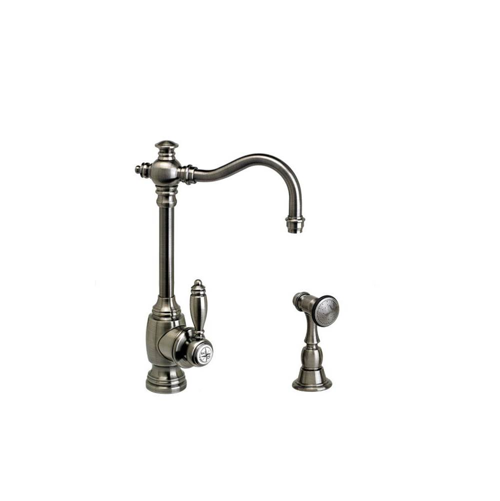 Waterstone Single Hole Kitchen Faucets item 4800-1-CH