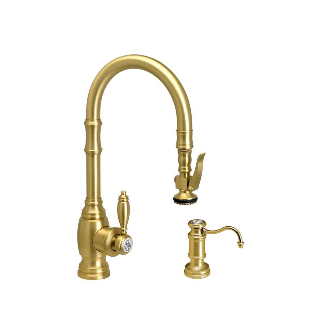 Waterstone Deck Mount Kitchen Faucets item 5200-2-AB
