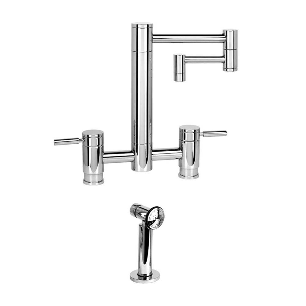 Waterstone Bridge Kitchen Faucets item 7600-12-1-PG