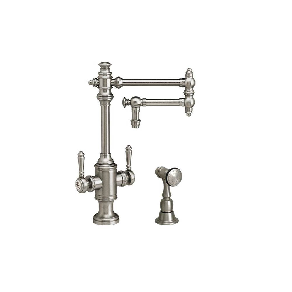 Waterstone Single Hole Kitchen Faucets item 8010-12-1-TB