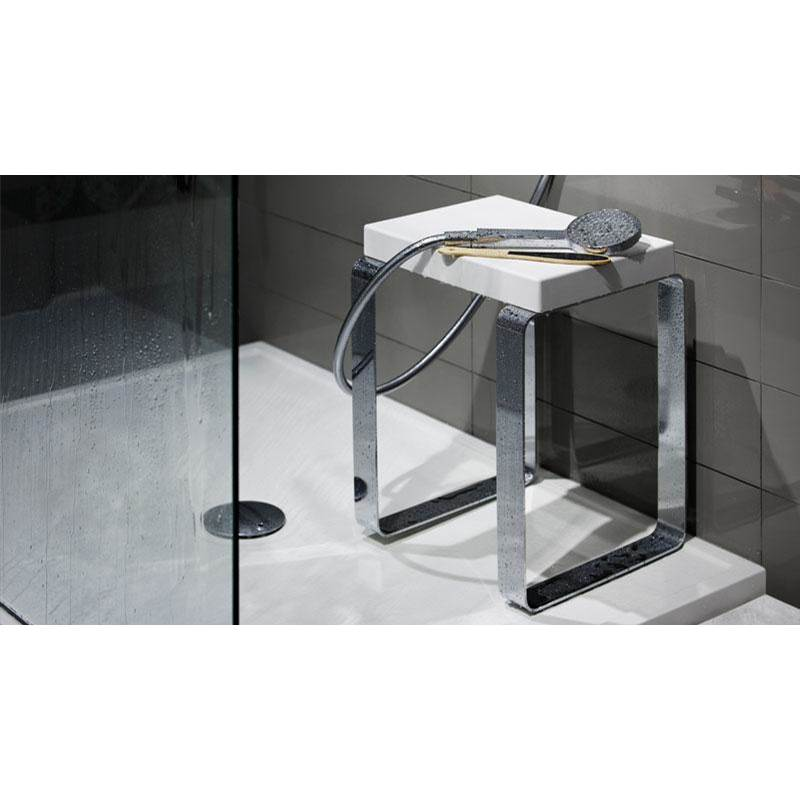 Wet Style Shower Seats Shower Accessories item STC14FS-B-5