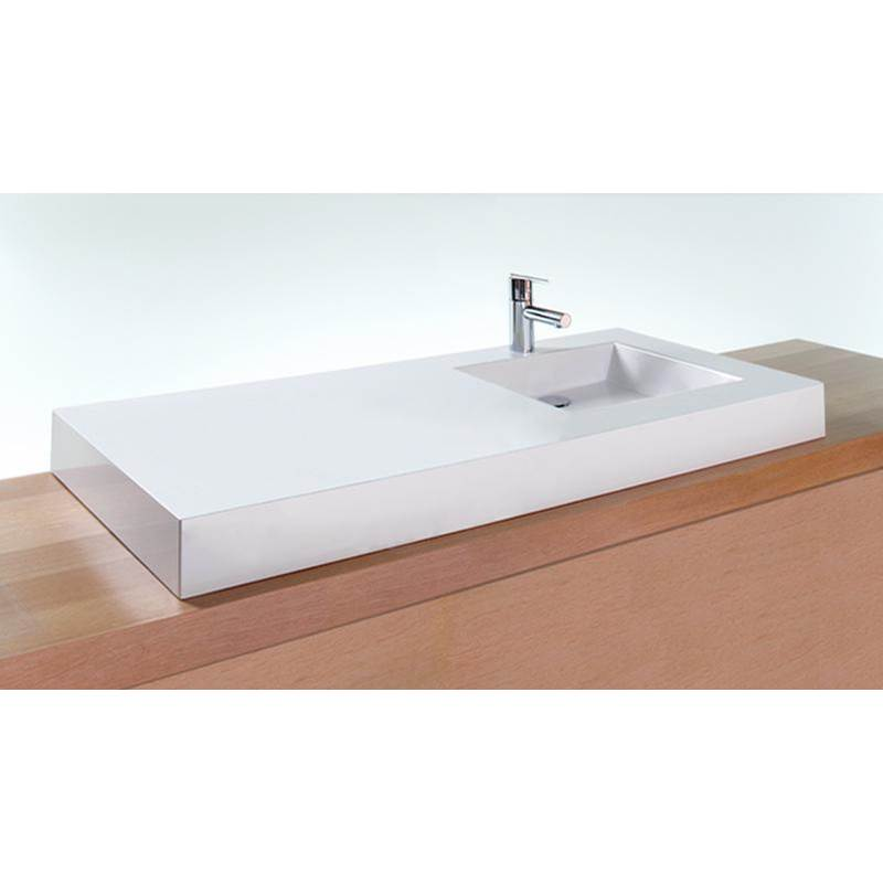 Wet Style Vessel Bathroom Sinks item VC48R-O-SB-MA