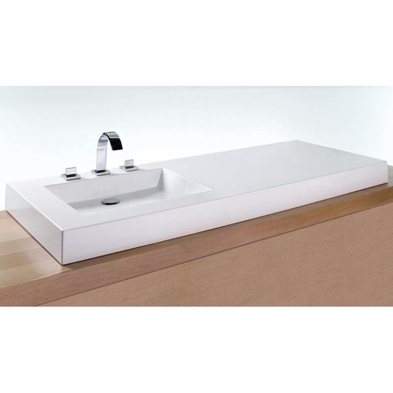 Wet Style Vessel Bathroom Sinks item VC60L-O-1-MB-MA