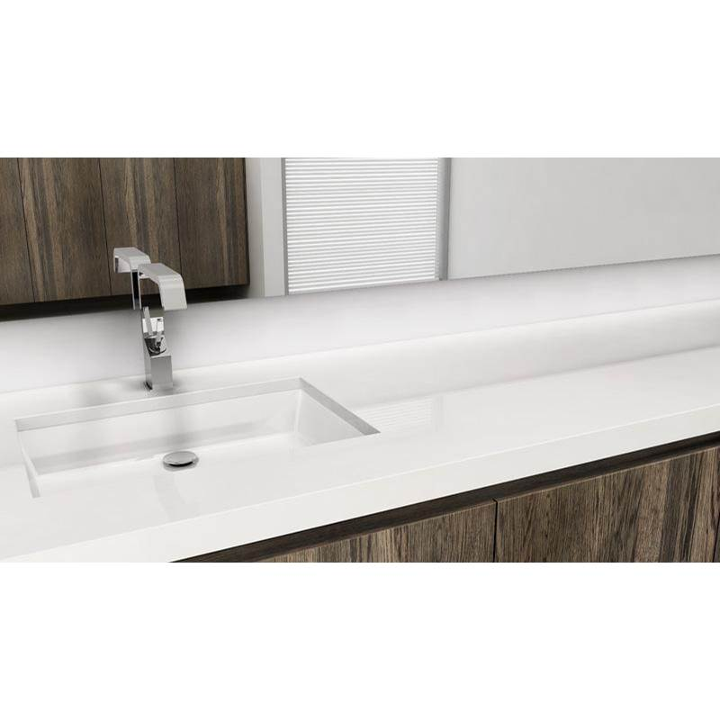 Wet Style Vessel Bathroom Sinks item VC821U-O-BN-MA
