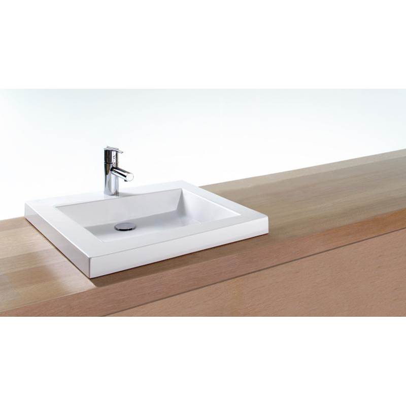 Wet Style Vessel Bathroom Sinks item VCMS20-O-8-BN-GA