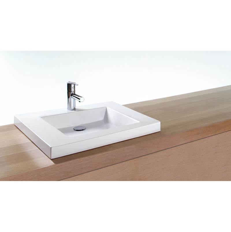 Wet Style Vessel Bathroom Sinks item VCMS24-O-8-BN-MA