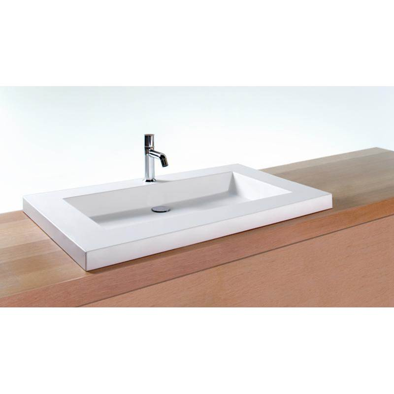 Wet Style Vessel Bathroom Sinks item VCS36-O-1-SB-MA
