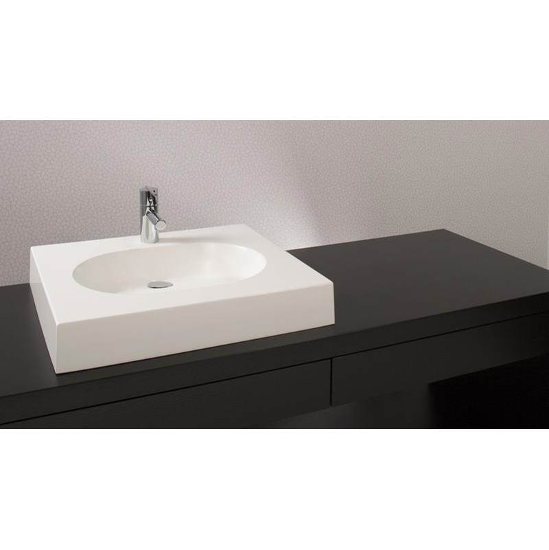 Wet Style Vessel Bathroom Sinks item VOV24-O-8-PC-GA