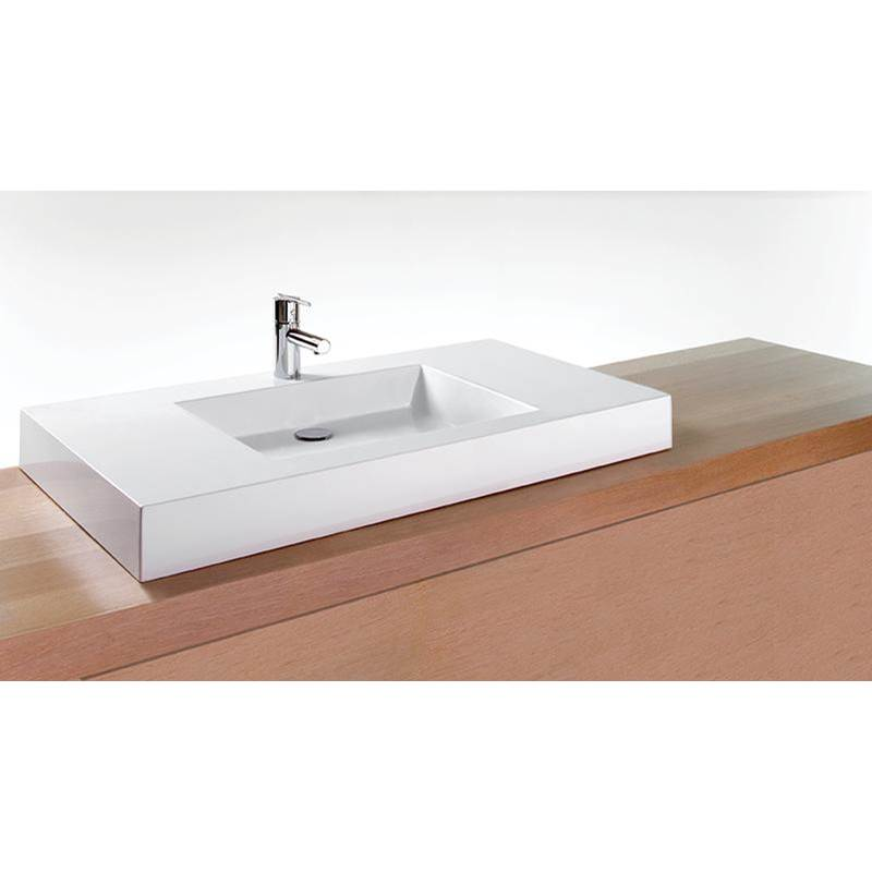 Wet Style Vessel Bathroom Sinks item VCM42-O-1-NT-GA