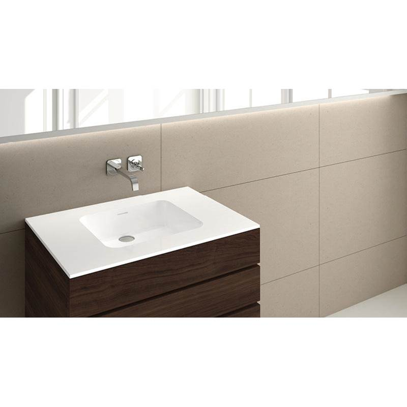 Wet Style Drop In Bathroom Sinks item VDCOXS30-O-PC-GA