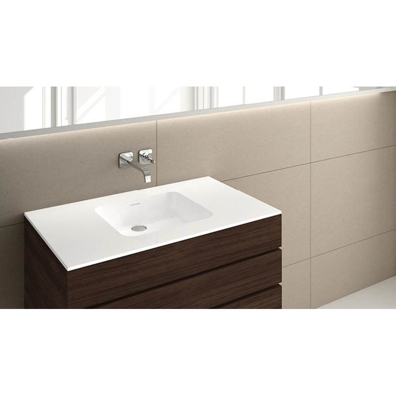 Wet Style Drop In Bathroom Sinks item VDCOXS36-O-PC-MA