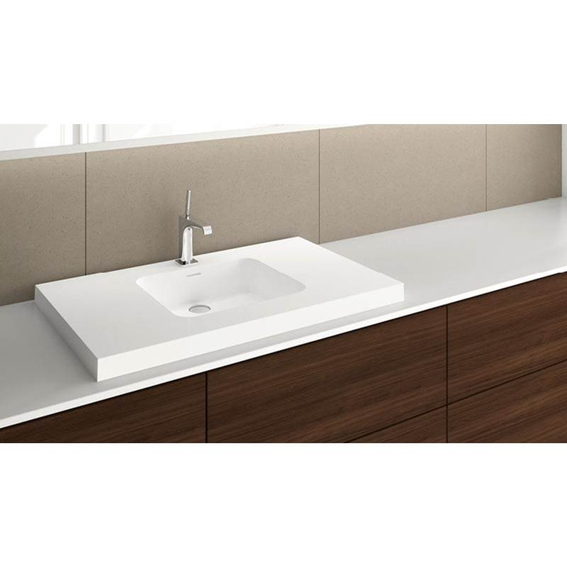Wet Style Drop In Bathroom Sinks item VDCOS36-O-BN-MA