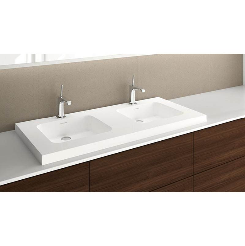 Wet Style Drop In Bathroom Sinks item VDCOS48-O-1-MB-MA