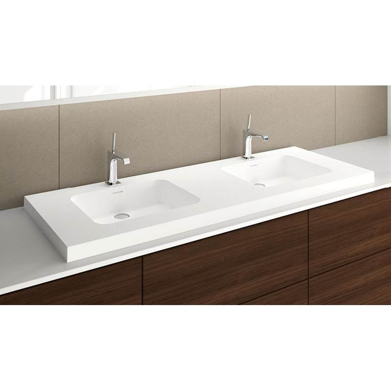 Wet Style Drop In Bathroom Sinks item VDCOS60-O-1-PC-MA